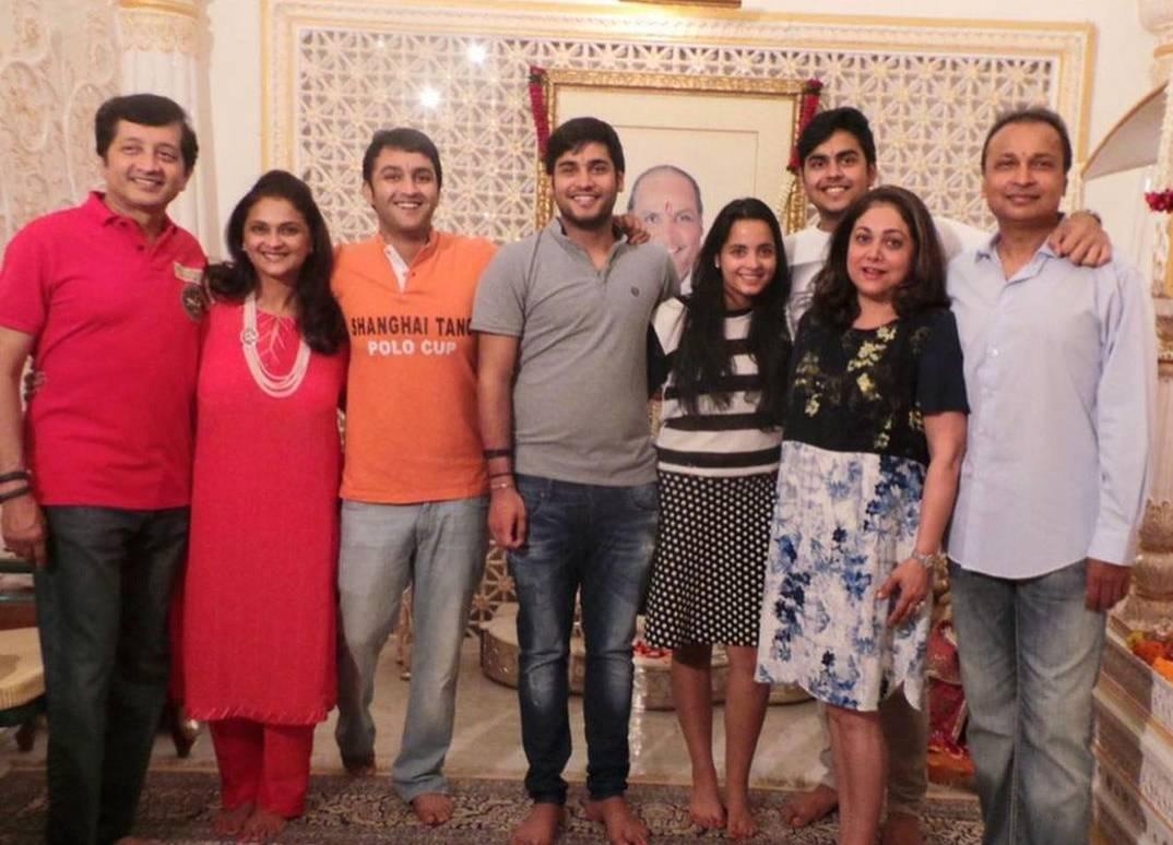 Dattaraj Salgaocar Family