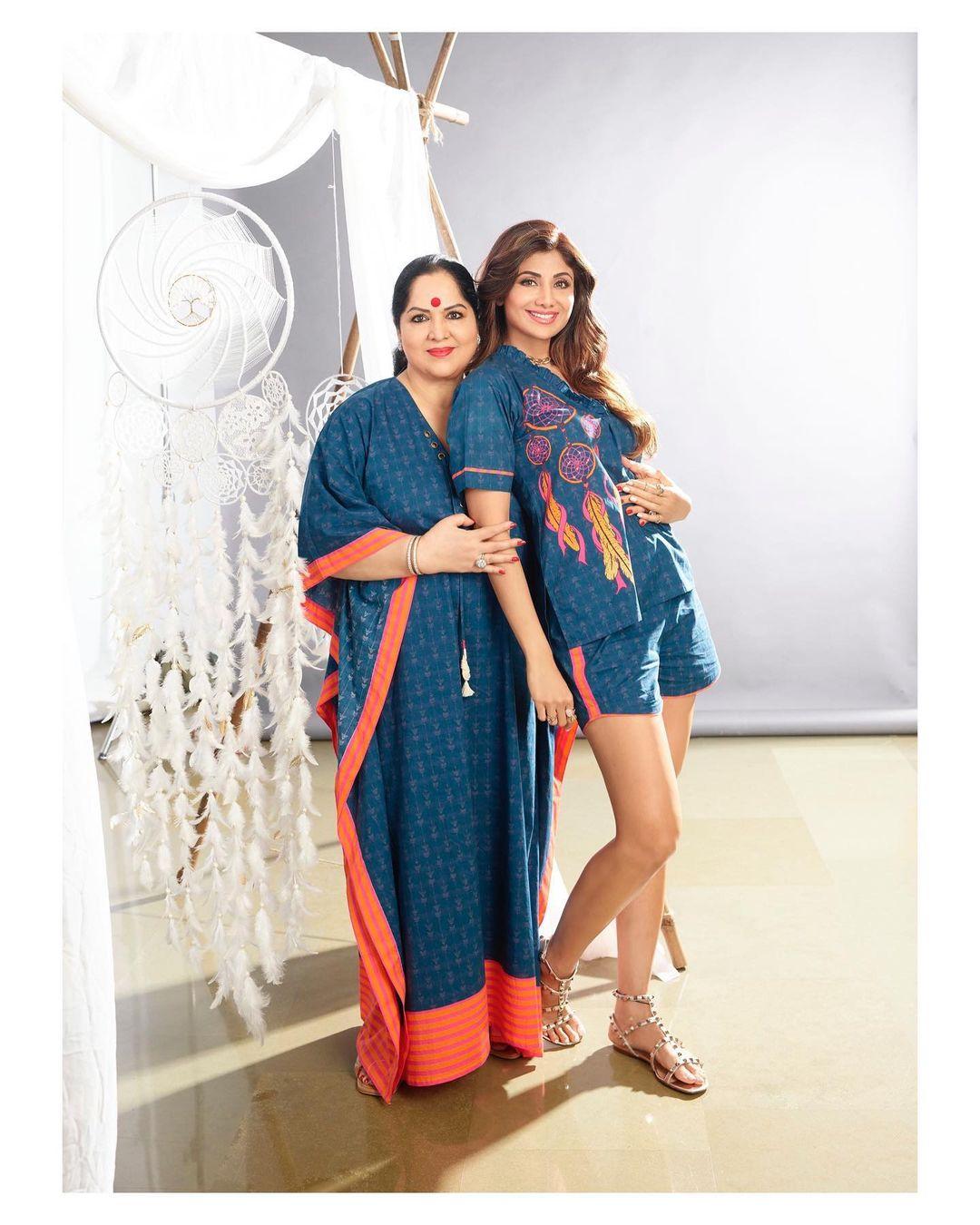 Shilpa Shetty Sunanda Shetty