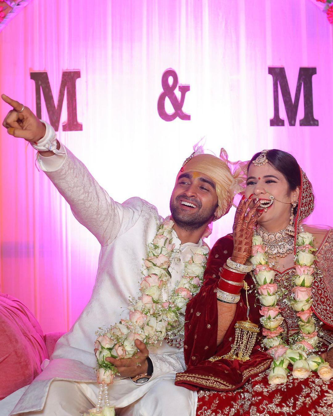 Mohit Nain Marriage