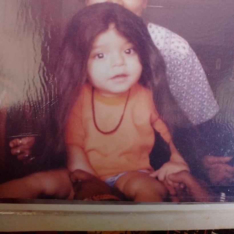 rakhi sawant childhood