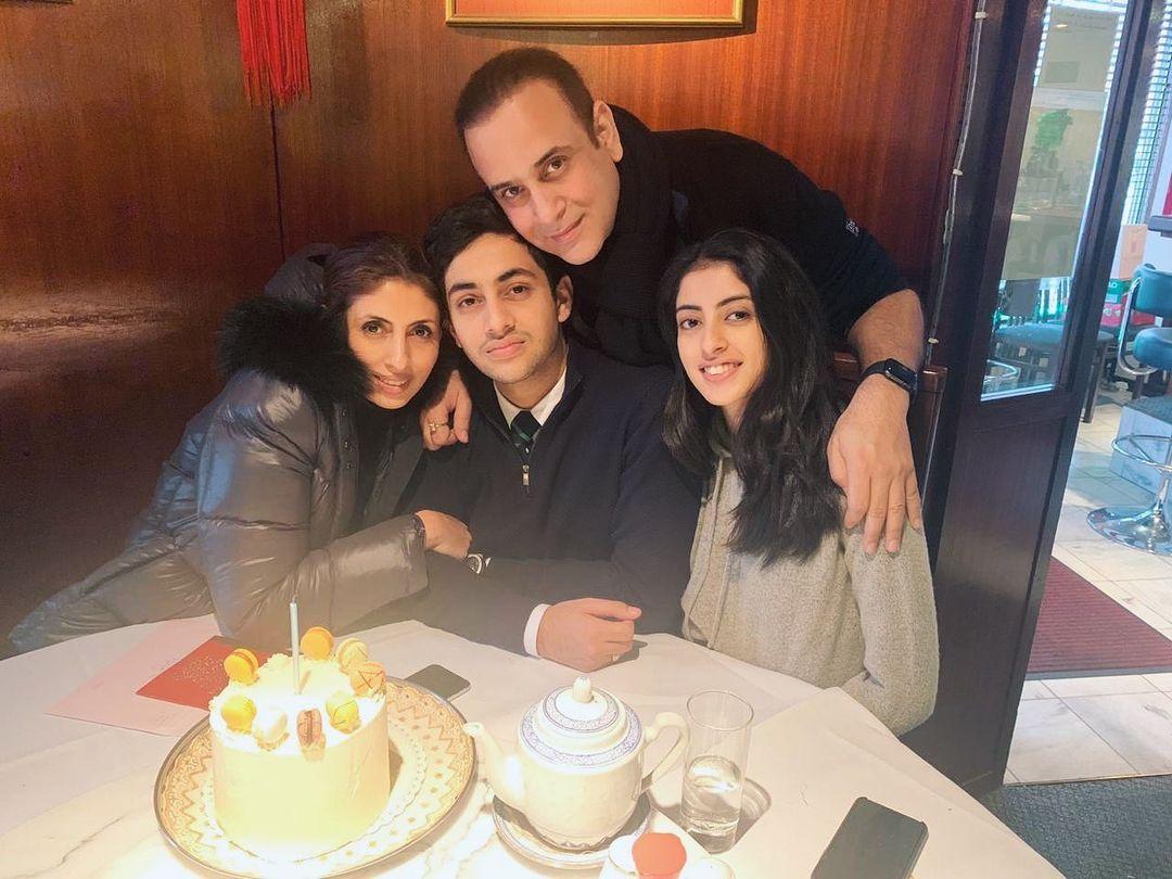 Shweta Bachchan Birthday