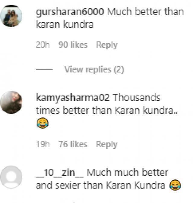 fans comment