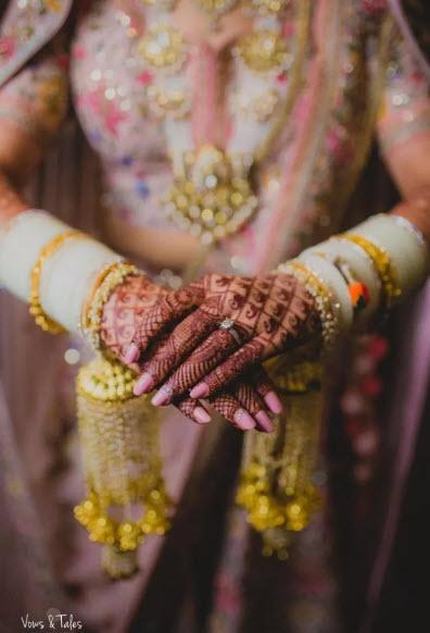 bridal chhooda
