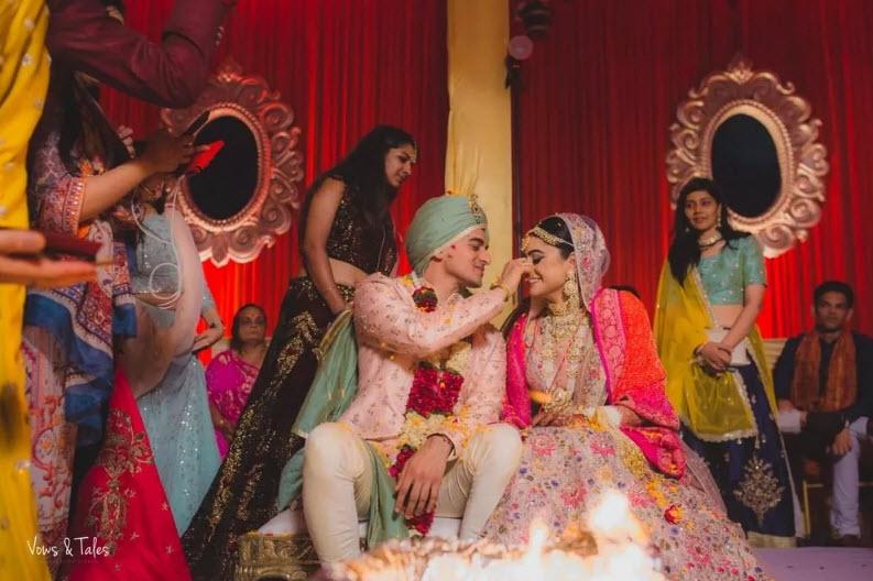 Akriti Chadda wedding