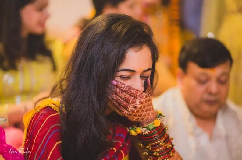 Akriti Chadda punjabi wedding