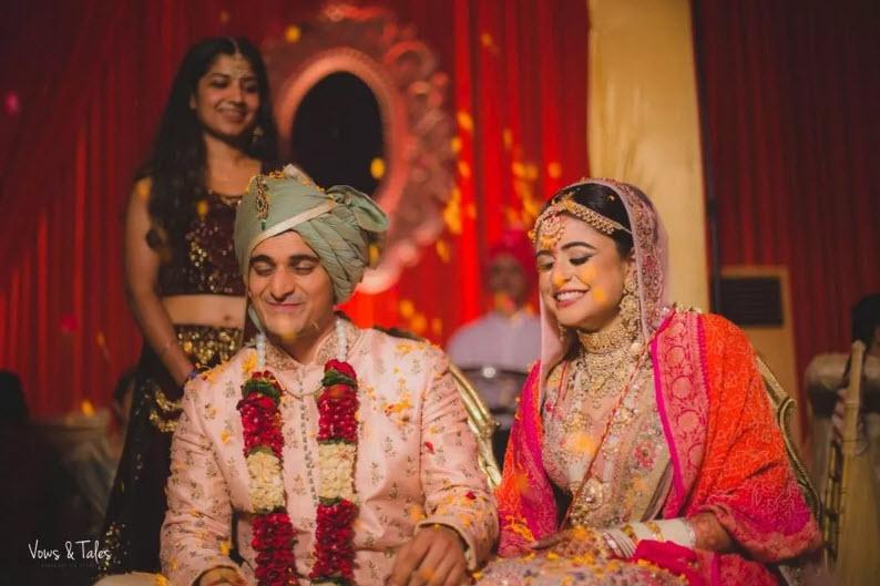Akriti Chadda and Gajjar