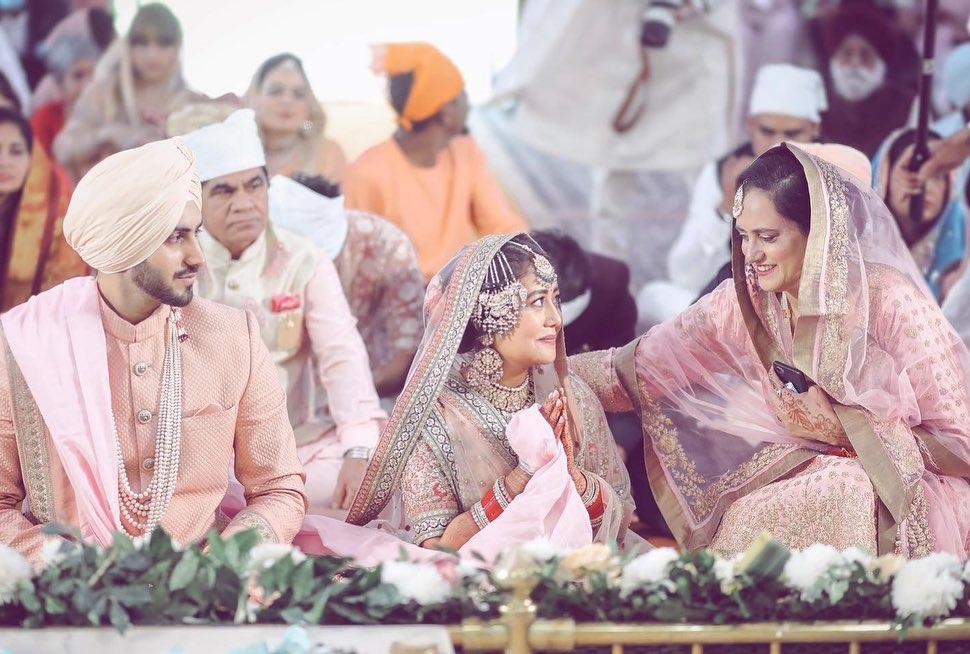 neha wedding