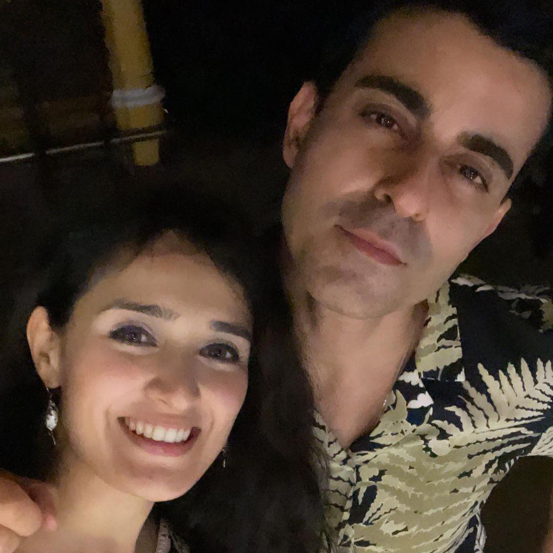 pankhuri and her husband