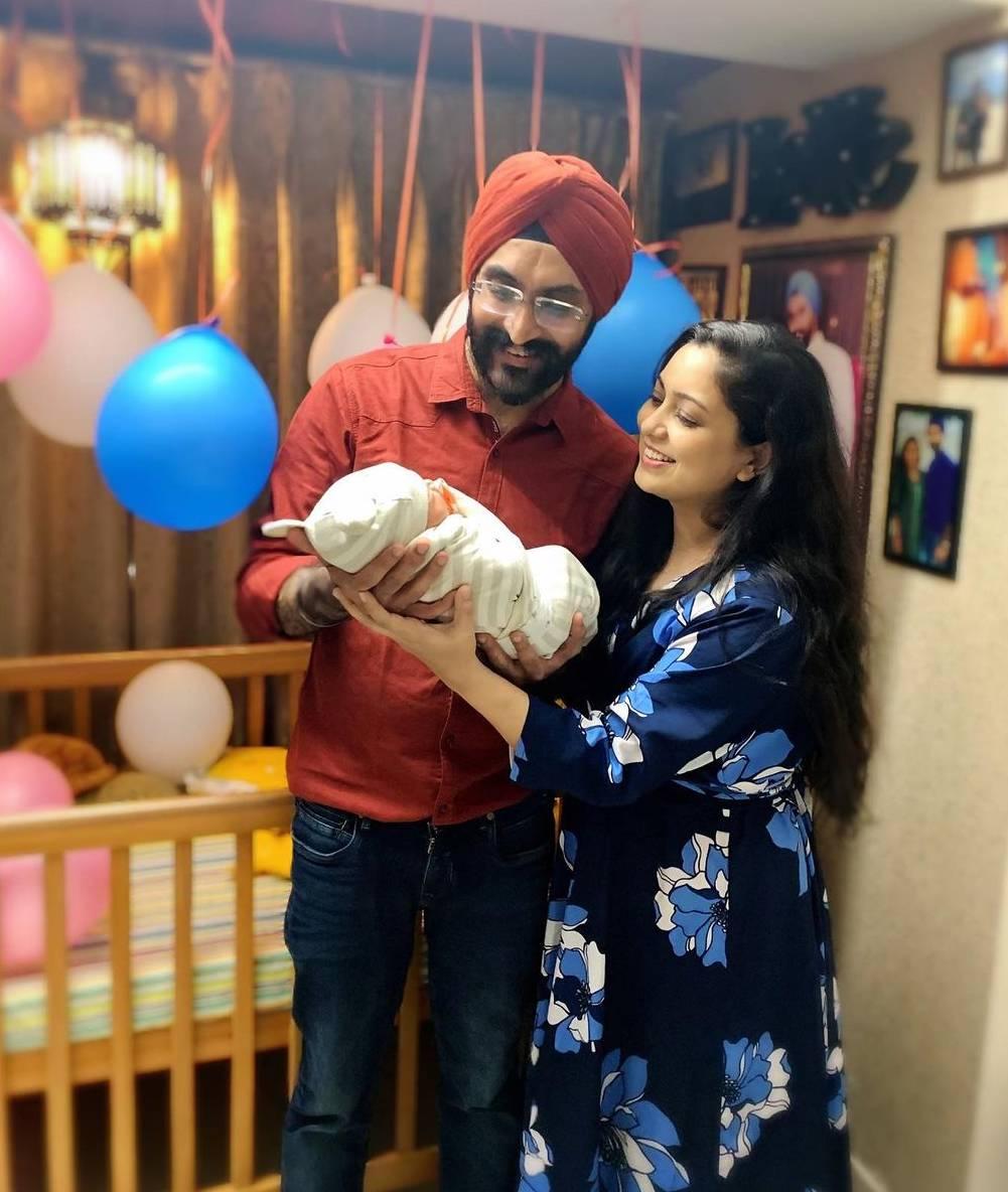 Harshdeep Kaur Son