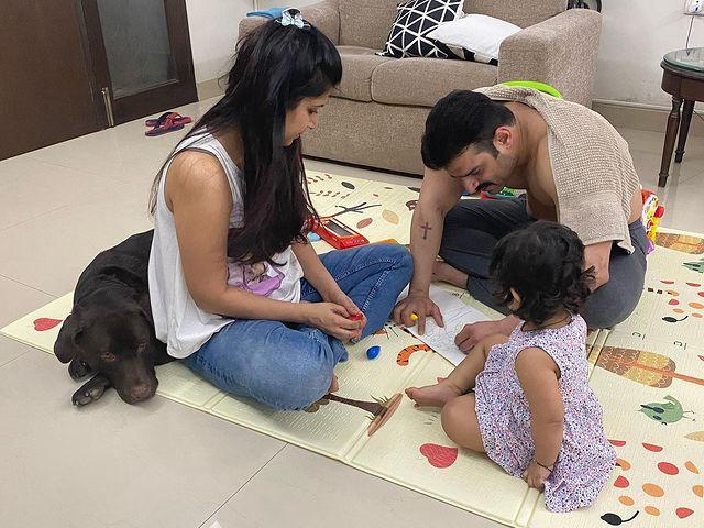 ankita family