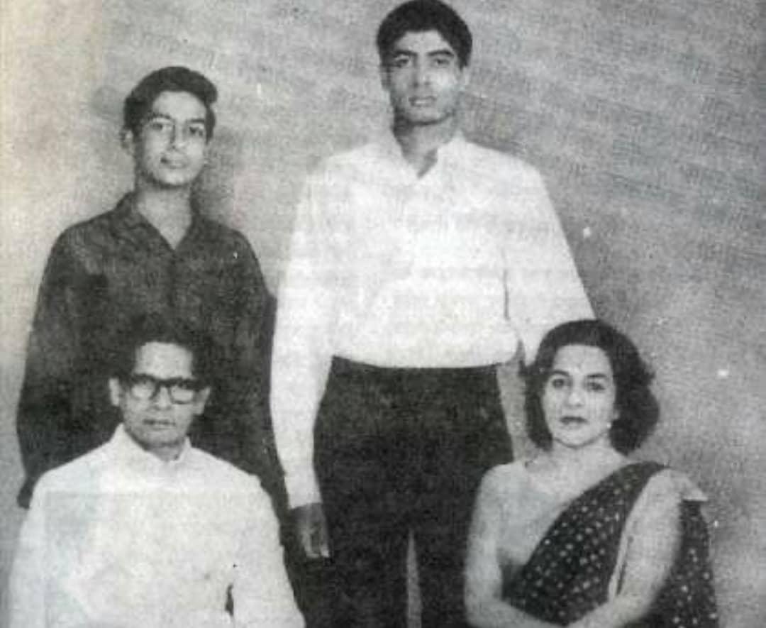 amitabh bachchan and ajitabh bachchan