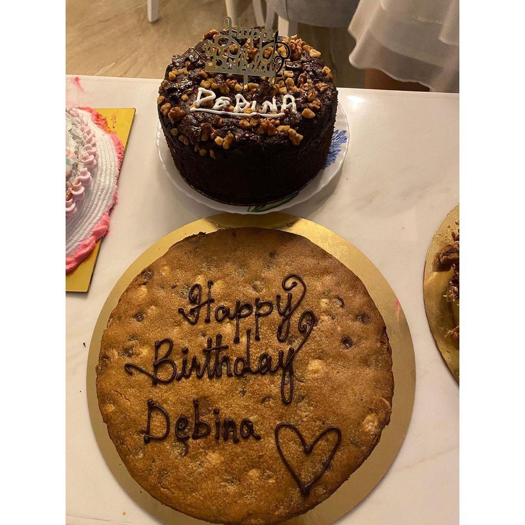 debina bonnerjee birthday