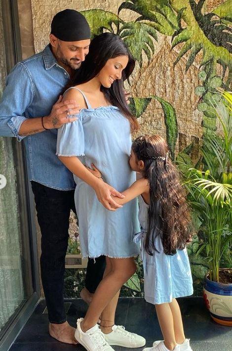 harbhajan Family