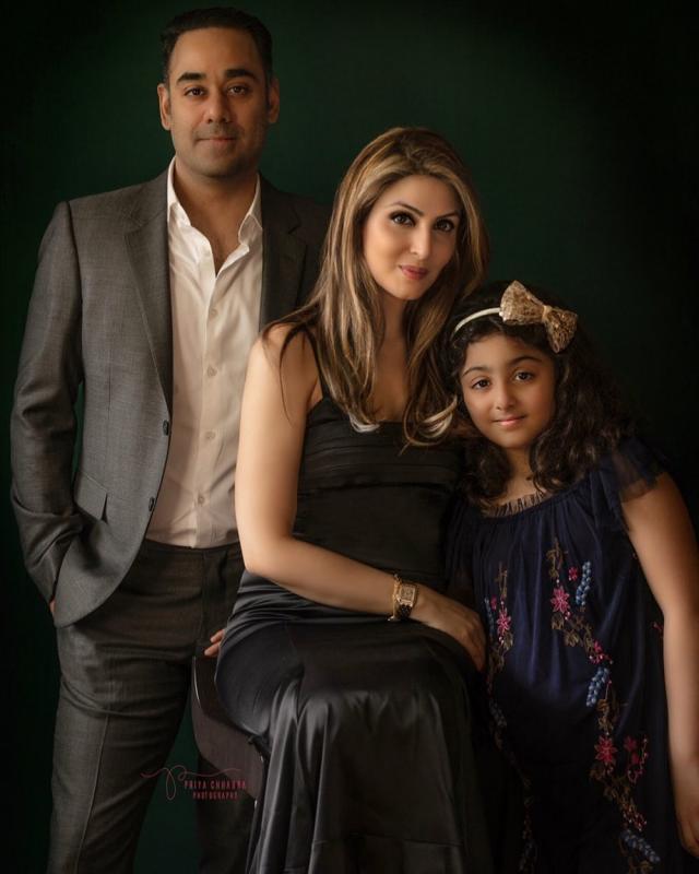 ridhhima kapoor family