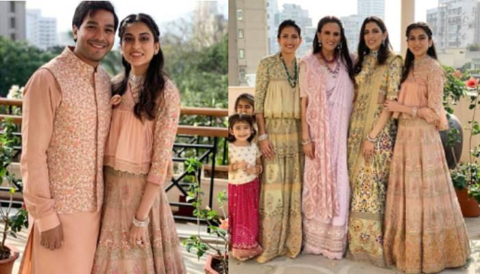 Shloka Mehta Family