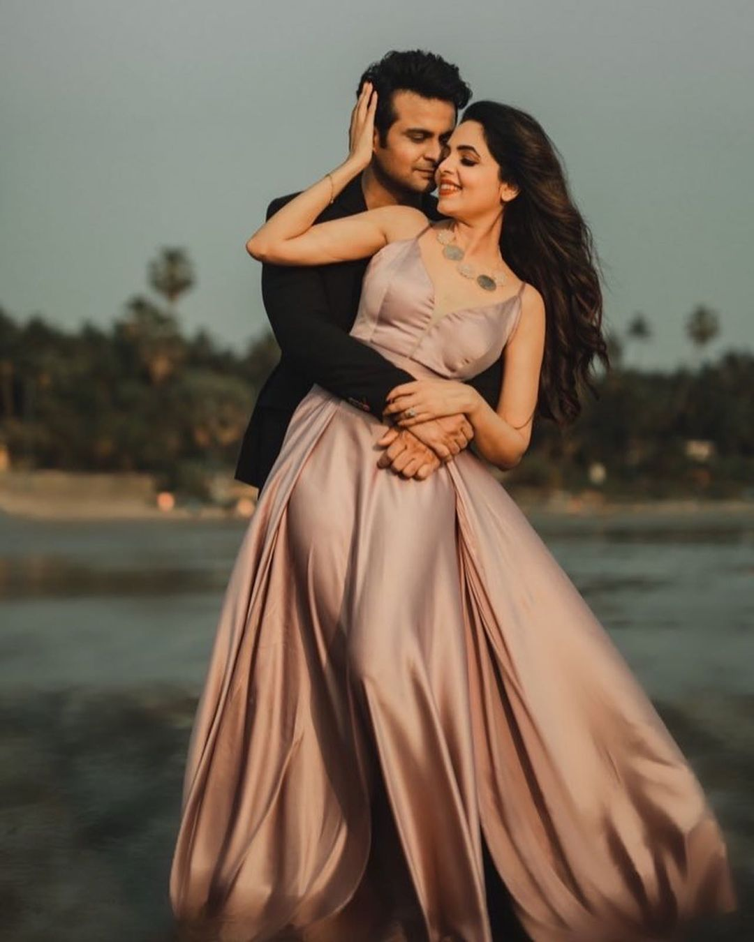 sugandha wedding