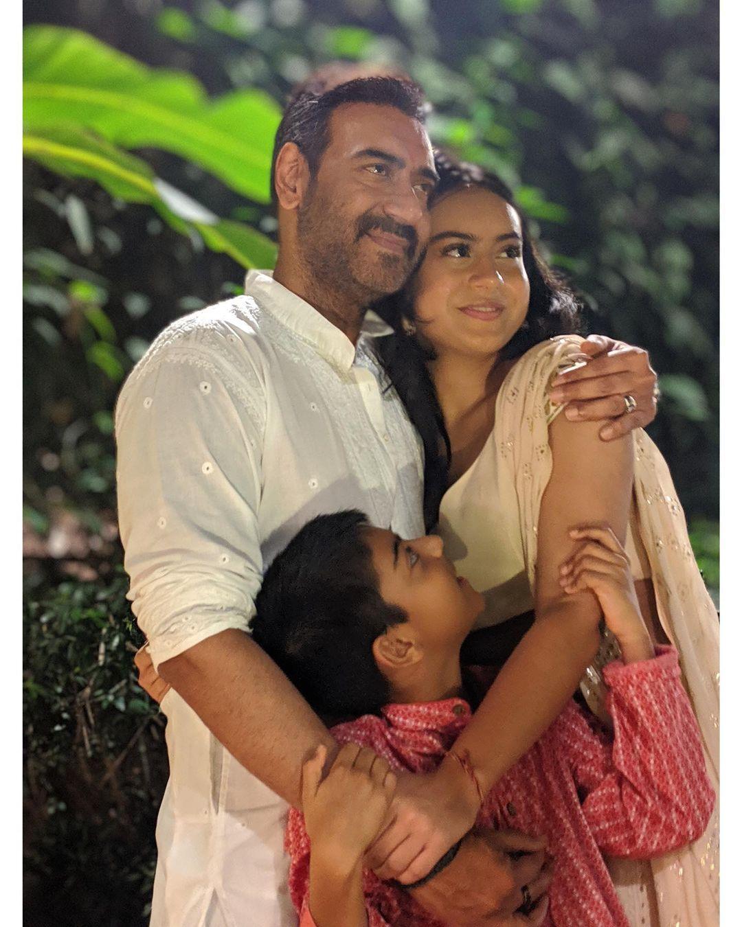 Ajay Devgn Family