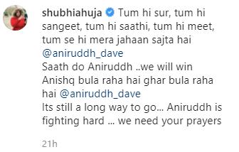 shubhi ahuja video
