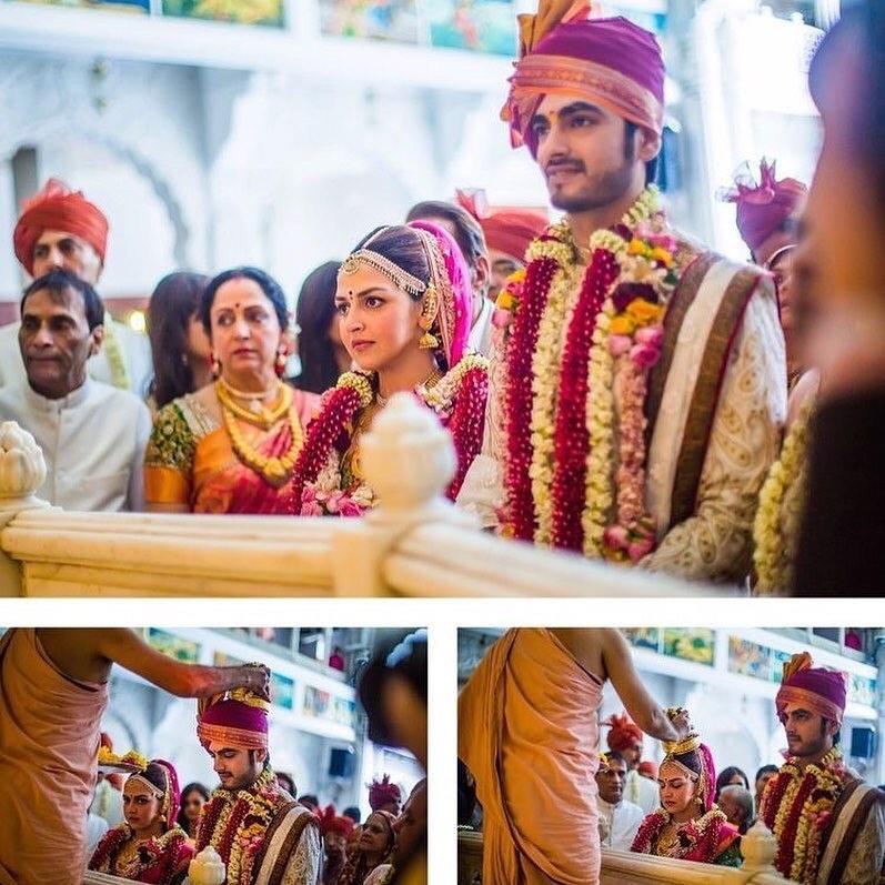 esha deol wedding