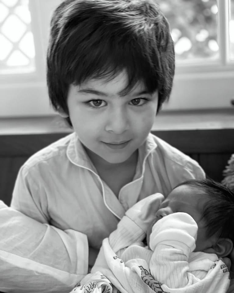 taimur ali khan and kareena kapoor second son