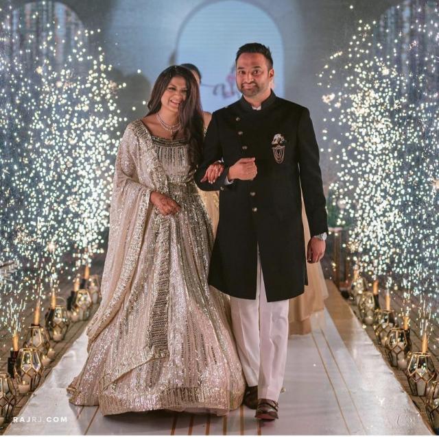 kanupriya garg wedding photos