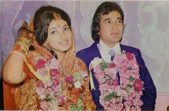 twinkle khanna parents