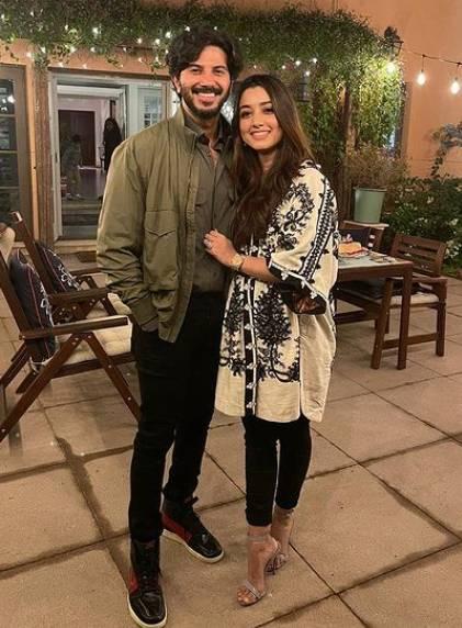 Dulquer Salmaan wife