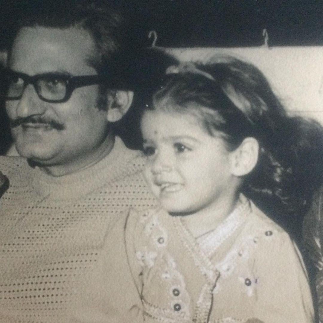 raveena tandon father