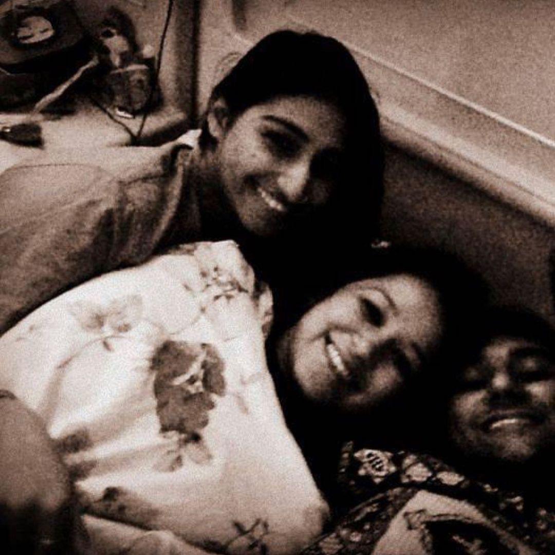 Mohena Kumari bhai and bhahbhi
