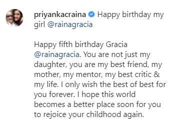 Priyanka Chaudhary Raina