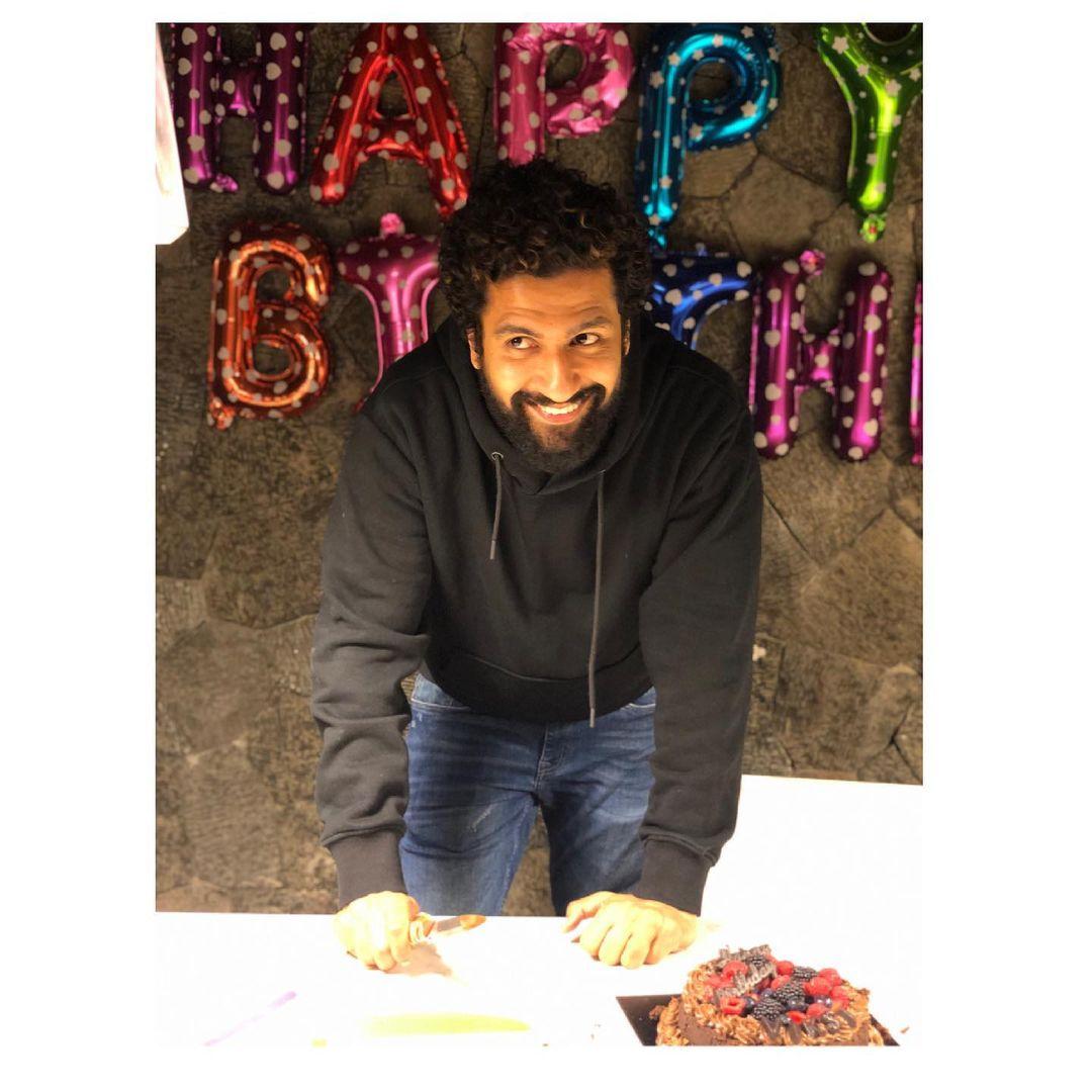 vicky kaushal birthday