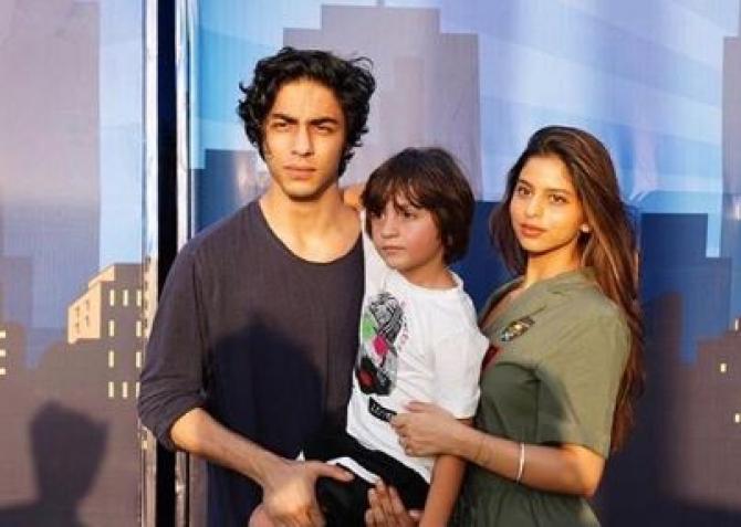 Shahrukh Khan Son