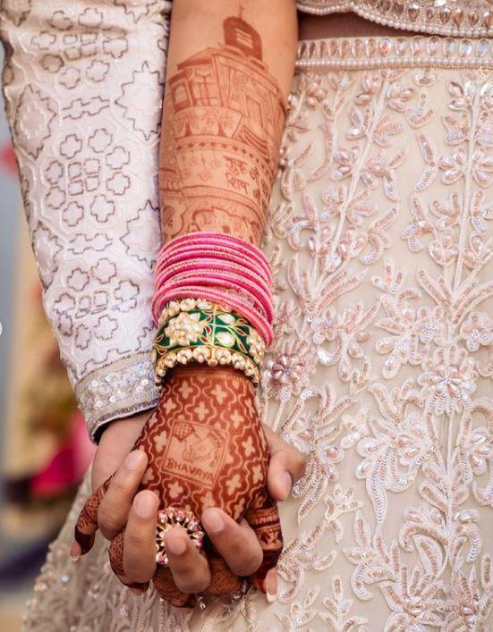 vani dutta wedding