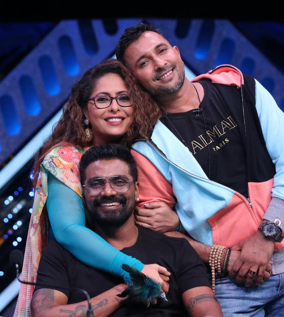geeta kapoor with remo