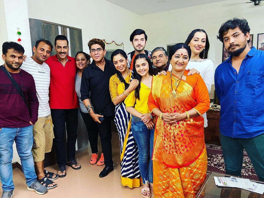 Anupama Star cast