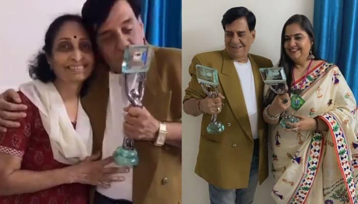 Arvind Vaidya Family