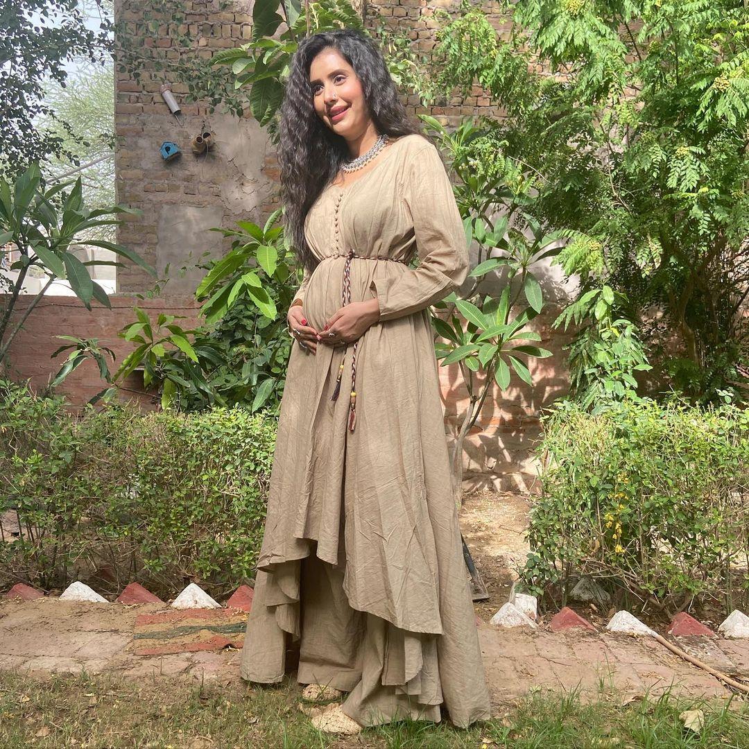 Charu Asopa Pregnant