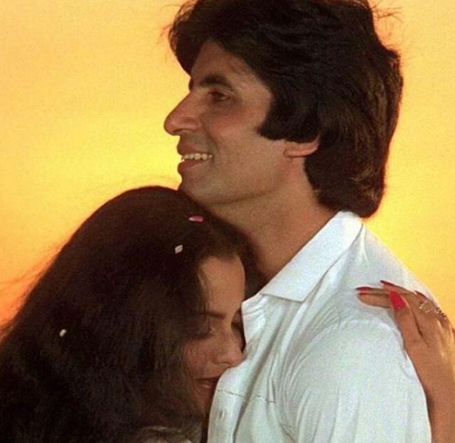 rekha and amitabh love story
