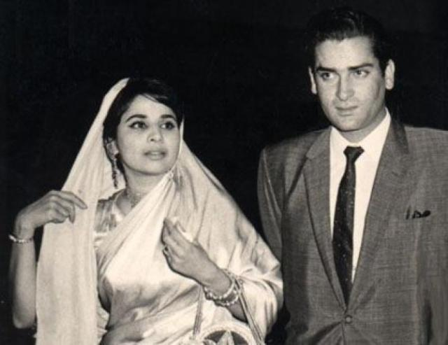 Shammi Kapoor and Geeta Bali's love story