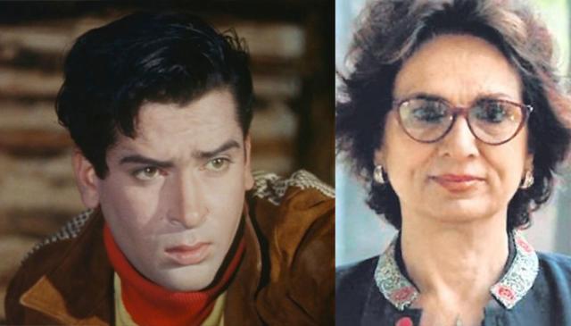 Shammi Kapoor's love story with socialite, Bina Ramani