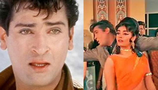Shammi Kapoor and Mumtaz's love story