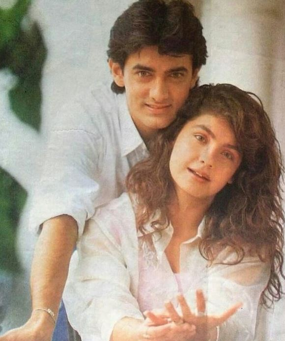 Pooja Bhatt and Aamir Khan Film