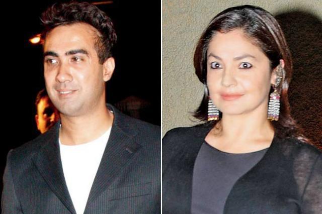 Pooja Bhatt and Ranveer Shorey Relationship