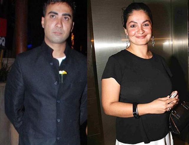 Pooja Bhatt and Ranveer Shorey breakup