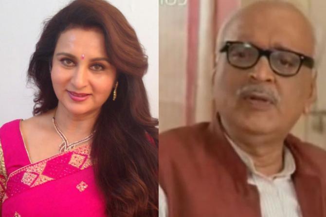 poonam dhillon and ramesh talwar love life