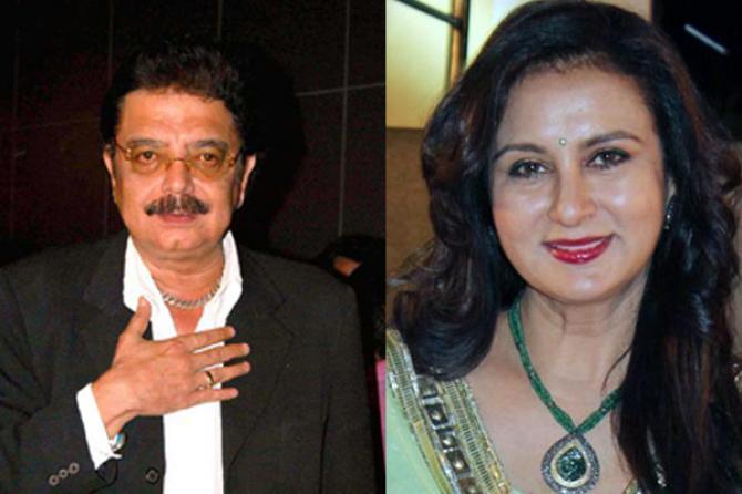 poonam dhillon and raj sippi love life