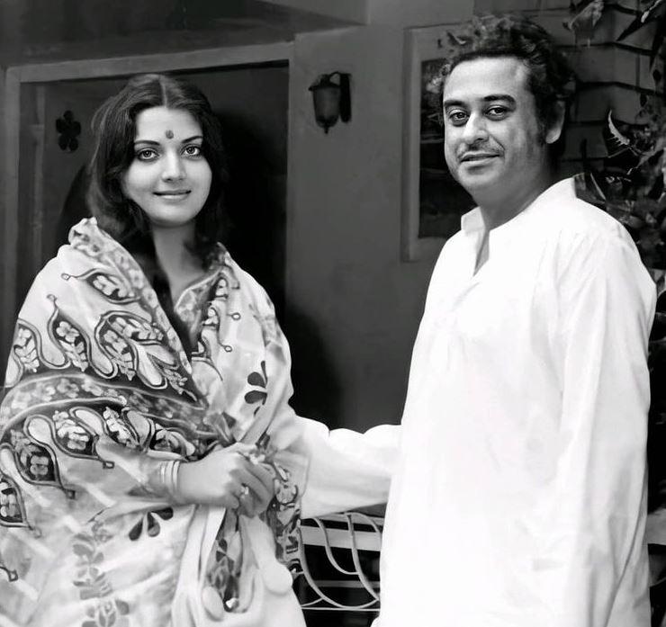 Kishore Kumar's Third Wife, Yogeeta Bali