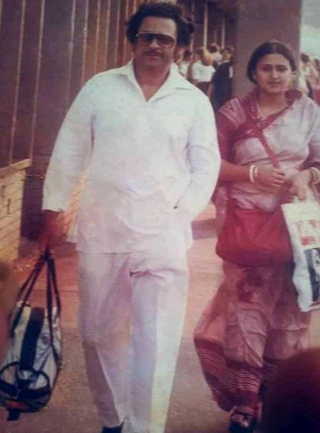 Kishore Kumar's Fourth Wife, Leena Chandavarkar