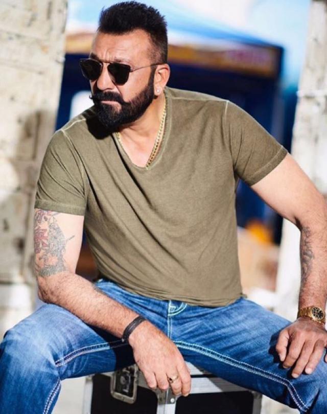 sanjay dutt carrier
