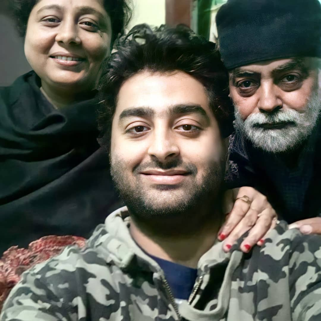 Arijit Singh Family